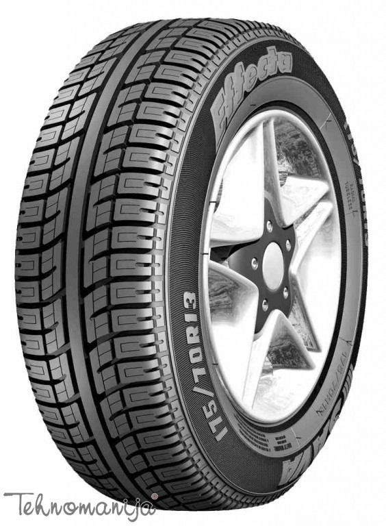 SAVA Letnje auto gume 145/80R13 75T EFFECTA+