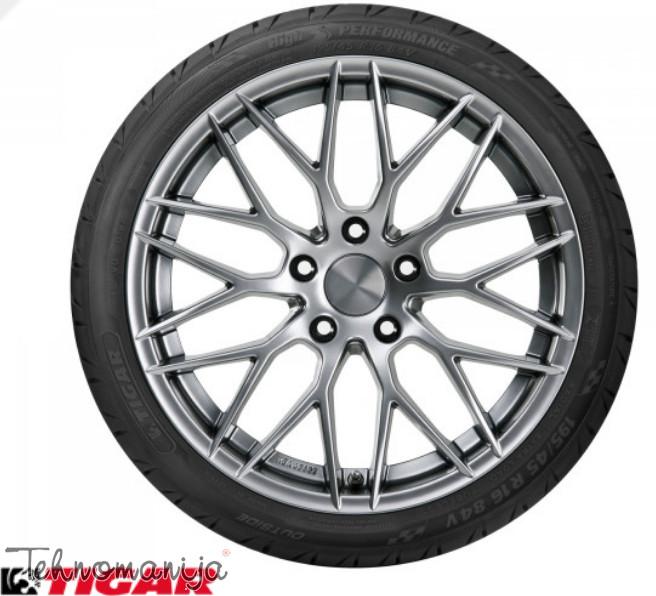 TIGAR Letnje auto gume 205/55 R 16 HIGH PERFORMANCE