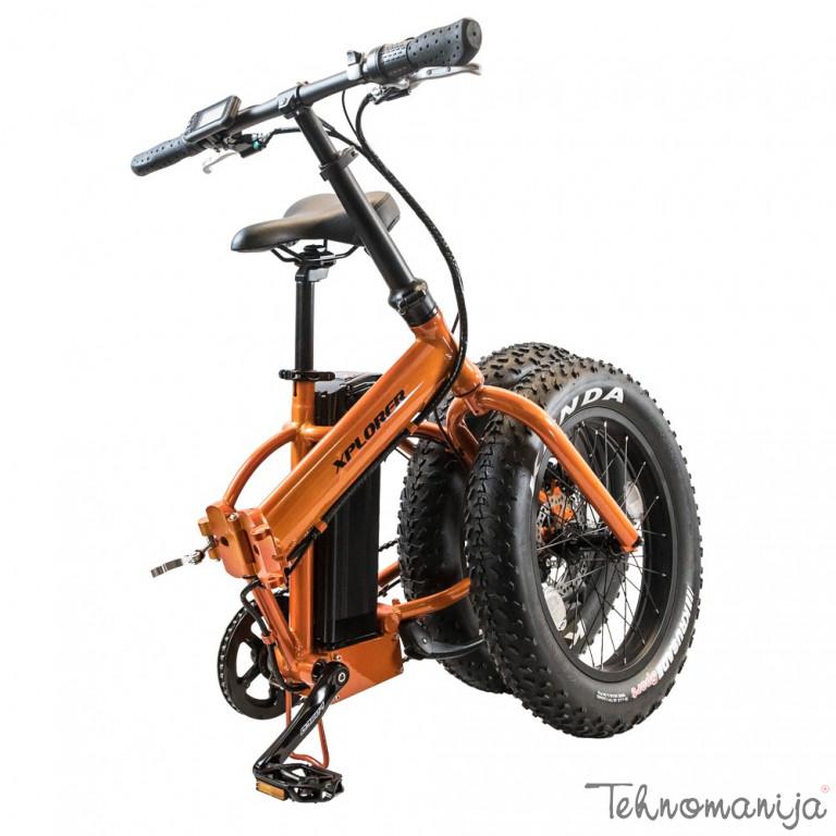 XPLORER Bicikl E BICIKL SYNDAY