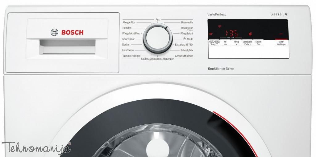 BOSCH Mašina za pranje veša WAN 28121