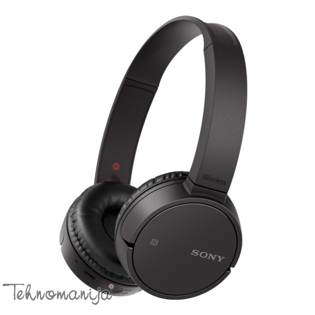 Sony Bežične slušalice WH-CH500 - Crne