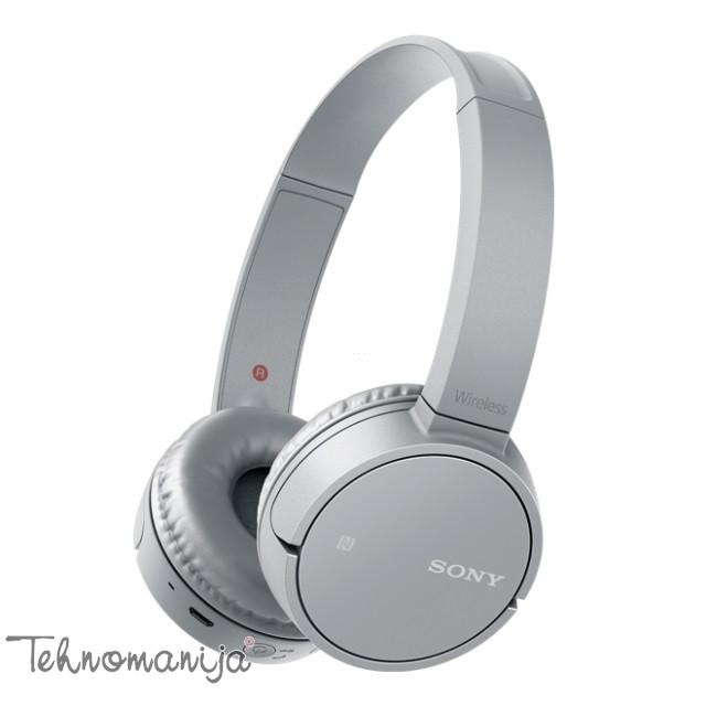 Sony Bežične slušalice WH-CH500 - Sive