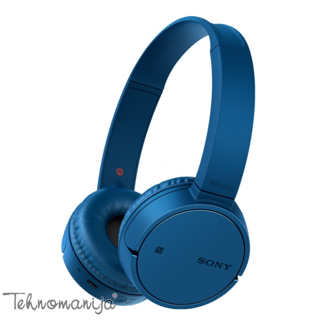 Sony Bežične slušalice WH-CH500 - Plave