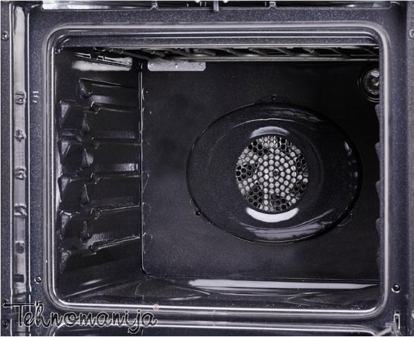 CANDY Ugradna rerna FCP 605 XL, Ventilatorska
