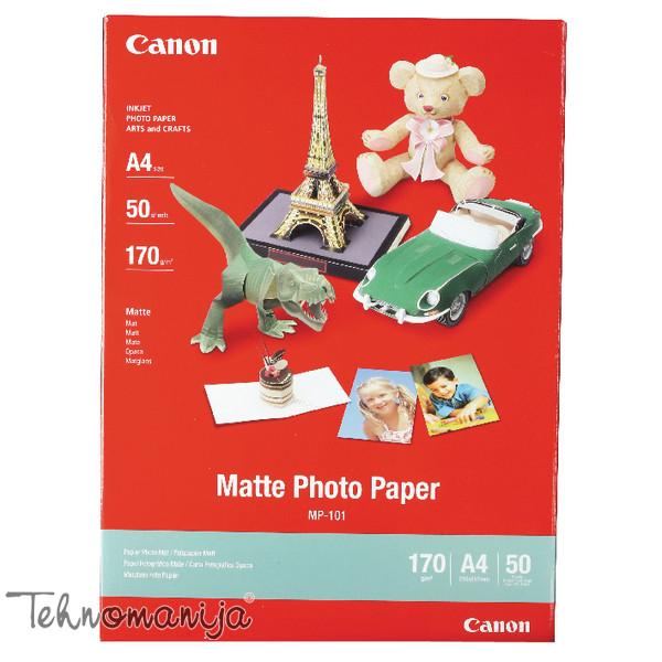 CANON Foto papir MP101 A4