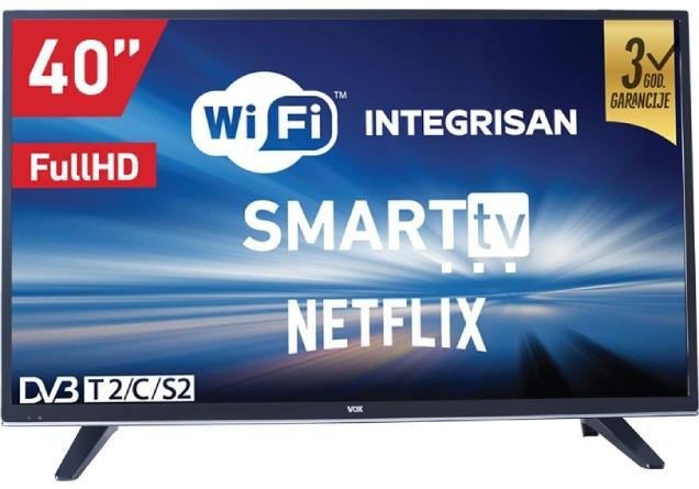 """VOX SMART Televizor 40SWN294B LED, 40"""""""
