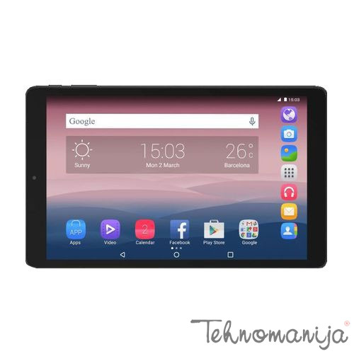"ALCATEL Tablet računar PIXI 3 9010X 3G BLACK, 10.1"", 1GB, 8GB"