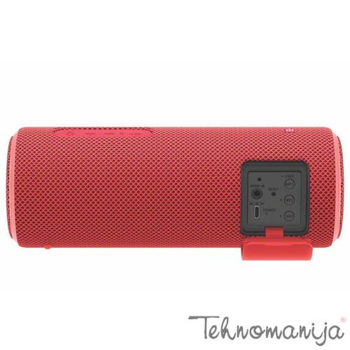 SONY Bluetooth zvučnik SRSXB21R.CE7 RED