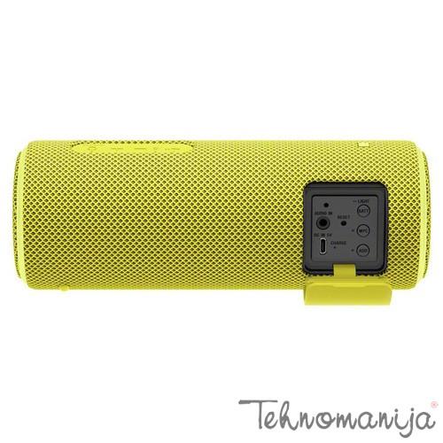 SONY Bluetooth zvučnik SRSXB21Y.CE7 YELLOW