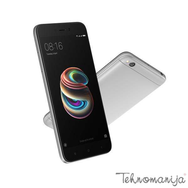 XIAOMI Mobilni telefon REDMI 5A 2/16G GREY 2 GB, 13 Mpix