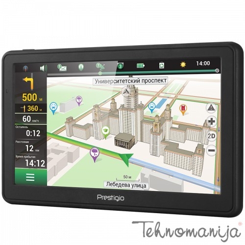 PRESTIGIO GPS Navigacija GEO VISION 7059 8