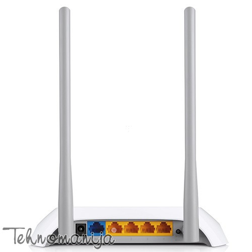 TP-LINK 300Mbps, Wireless ruter TP-LINK TL-WR840N