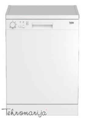 BEKO Mašina za pranje sudova DFN 05311 W, Samostalna