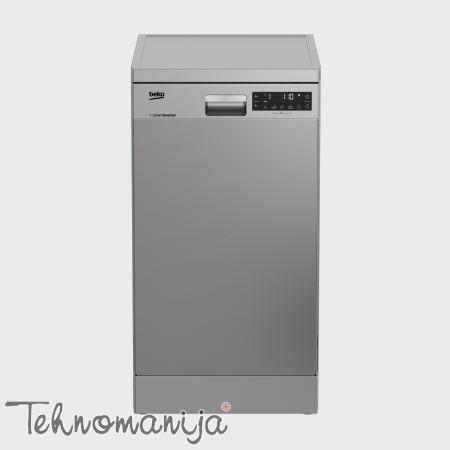 BEKO Mašina za pranje sudova DFS 28021 X, Samostalna