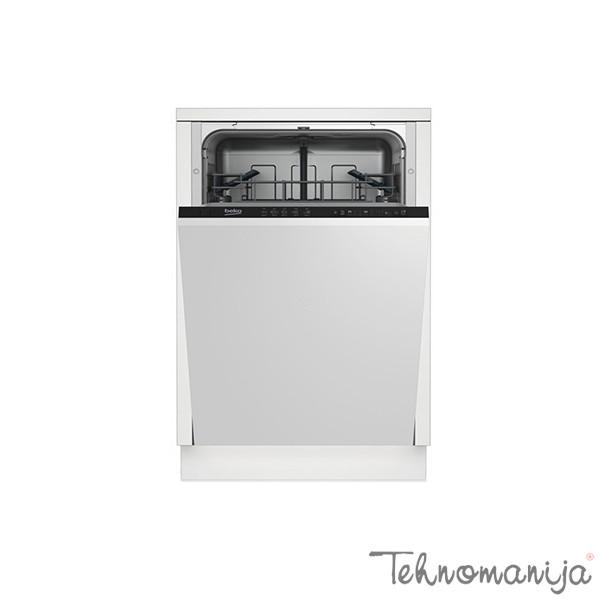 BEKO Mašina za pranje sudova DIS 25011, Ugradna