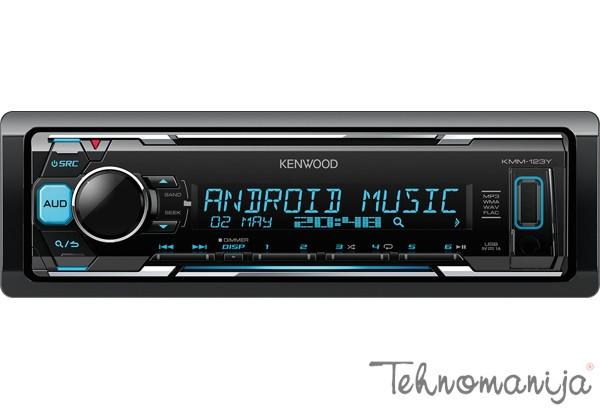 KENWOOD Autoradio KMM-123Y