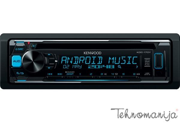 KENWOOD Autoradio KDC-170Y