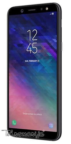 SAMSUNG Smart premium telefon A6 BLACK SM-A600FZKNSEE