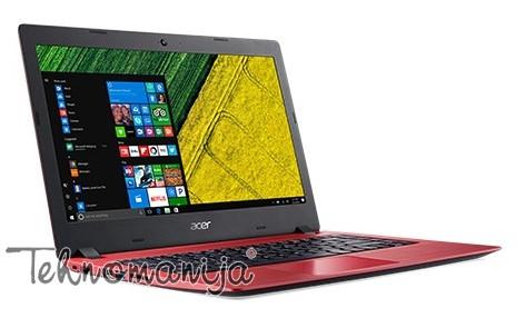 """ACER Laptop A114-31-C2AX 14"""", 4GB, Crveni"""