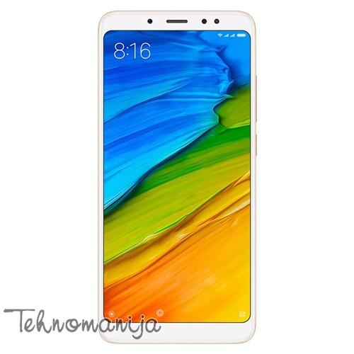 "XIAOMI Mobilni telefon REDMI NOTE 5 3/32 GOLD 5.99"", 3GB, 12 + 5"