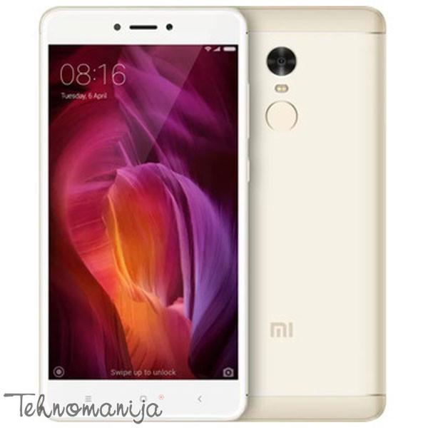 XIAOMI Mobilni telefon REDMI NOTE 5 4/64 GOLD, 4 GB, 12 + 5 Mpix