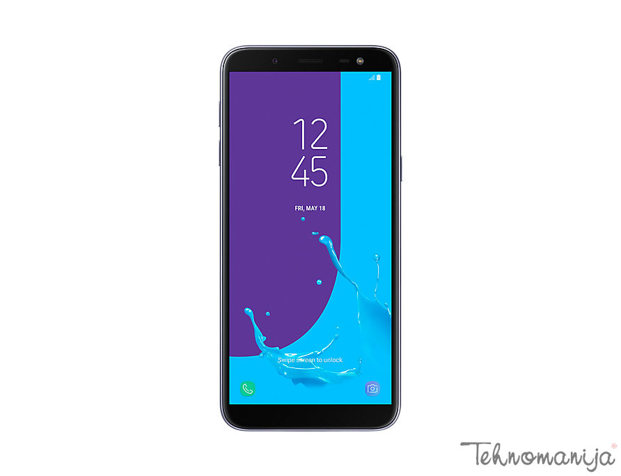 SAMSUNG Galaxy J6 (2018) Dual Sim Ljubicasti SM-J600FZVUSEE