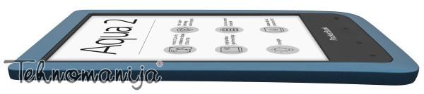 "POCKETBOOK Čitač elektronskih knjiga POCKETBOOK AQUA 2, 6"", 8GB"