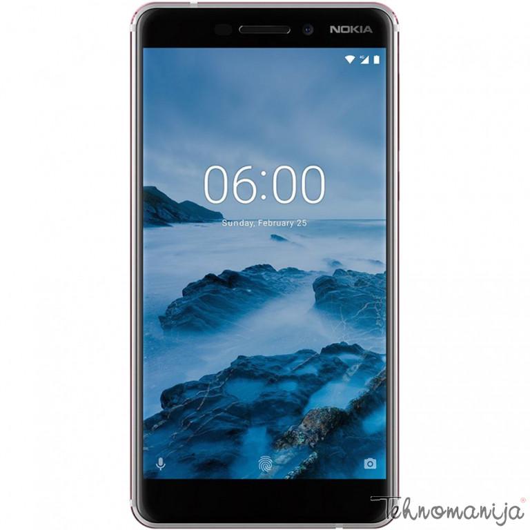 "NOKIA Mobilni telefon 6.1 DS WH IRON 5.5"", 3GB, 16 Mpix"