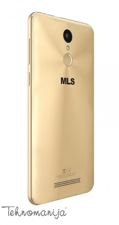 "MLS Mobilni telefon COLOR FINGERPRINT 4G CH, 5.5"", 2 GB, 13 Mpix"
