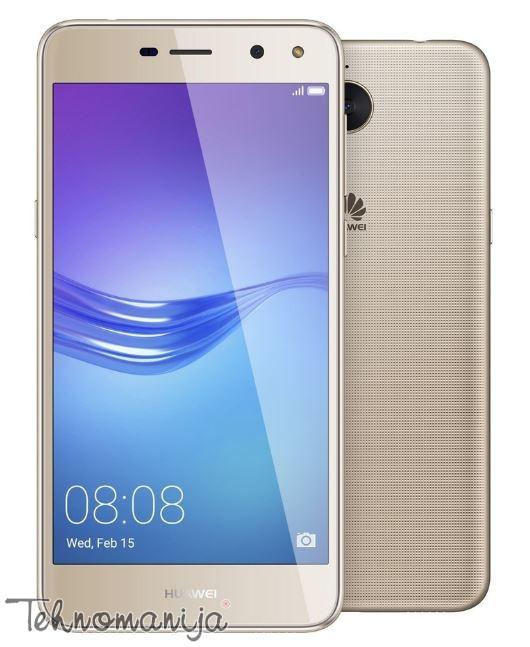 "HUAWEI Mobilni telefon Y6 2017 GOLD 5"", 2GB, 13 Mpix"