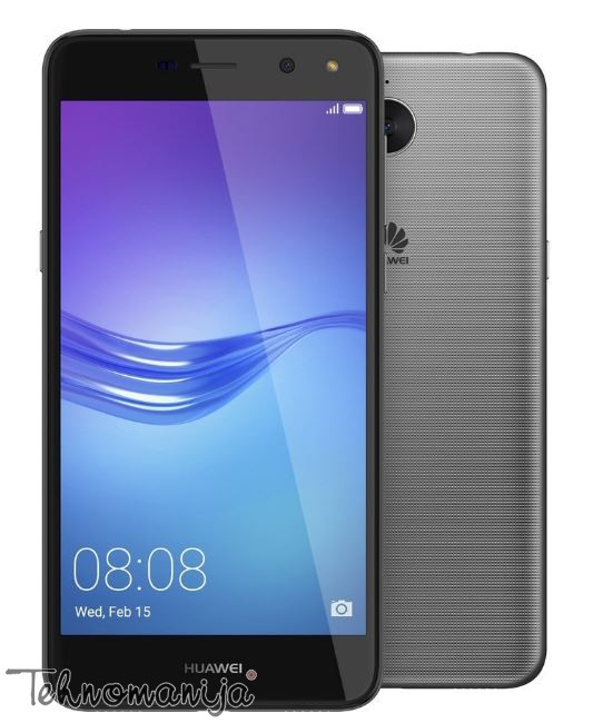 "HUAWEI Mobilni telefon Y6 2017 GRAY 5"", 2GB, 13 Mpix"