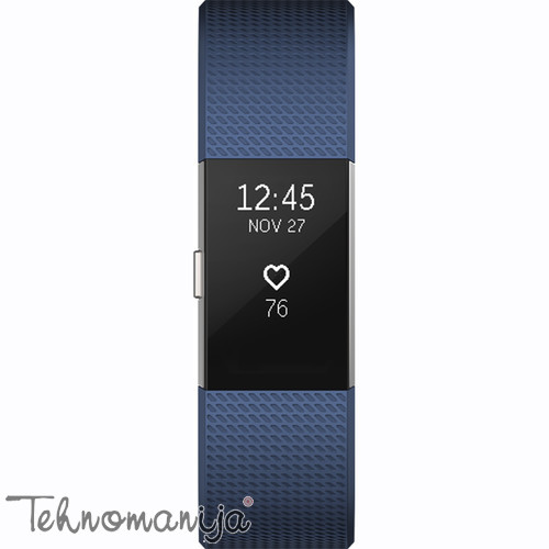 FITBIT Smart sat Charge 2 FB407SBUL BLUE/SILVER