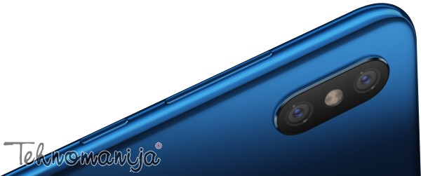 """XIAOMI Mobilni telefon MI 8 6/64GB BLUE 6.21"""", 6 GB, 12 Mpix"""