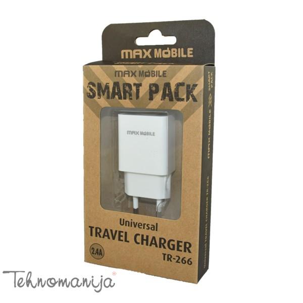 MAX MOBILE Punjač USB TR-266 2.4A