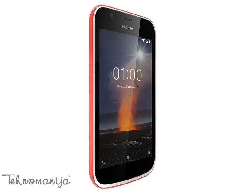 """NOKIA Mobilni telefon 1 DS RED 4.5"""", 1GB, 5 Mpix"""