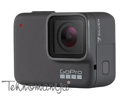 GOPRO Akciona kamera HERO 7 Silver CHDHC-601-RW
