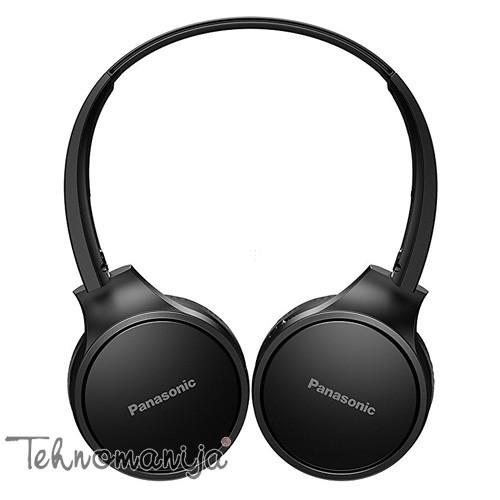 PANASONIC Slušalice av RP-HF400BE-K