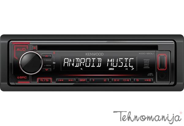 KENWOOD Autoradio KDC-120UR