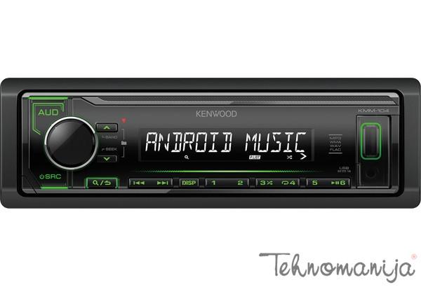 KENWOOD Autoradio KMM-104GY