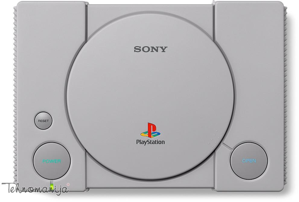 SONY PlayStation konzola PSCLASSIC