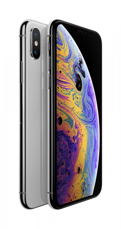 iPhone XS - Silver