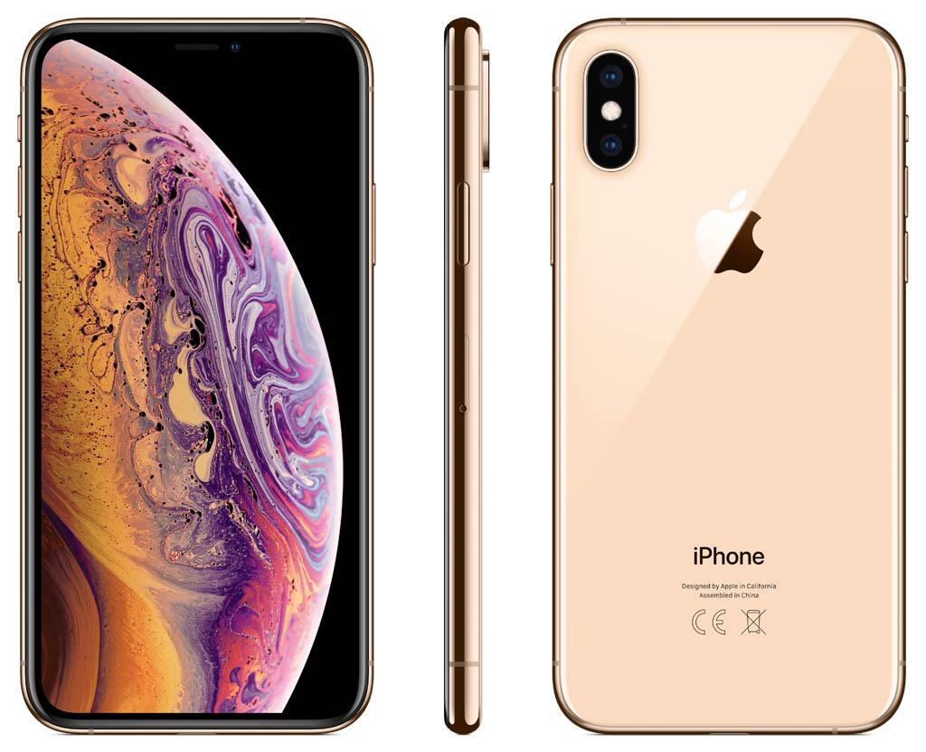 iPhone XS - 64 GB - Gold