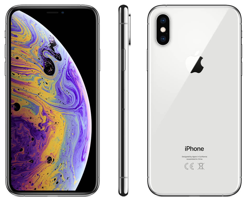 iPhone XS - 256 GB - Silver