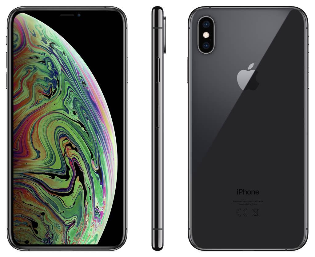 iPhone XS Max - 64 GB - Space Grey