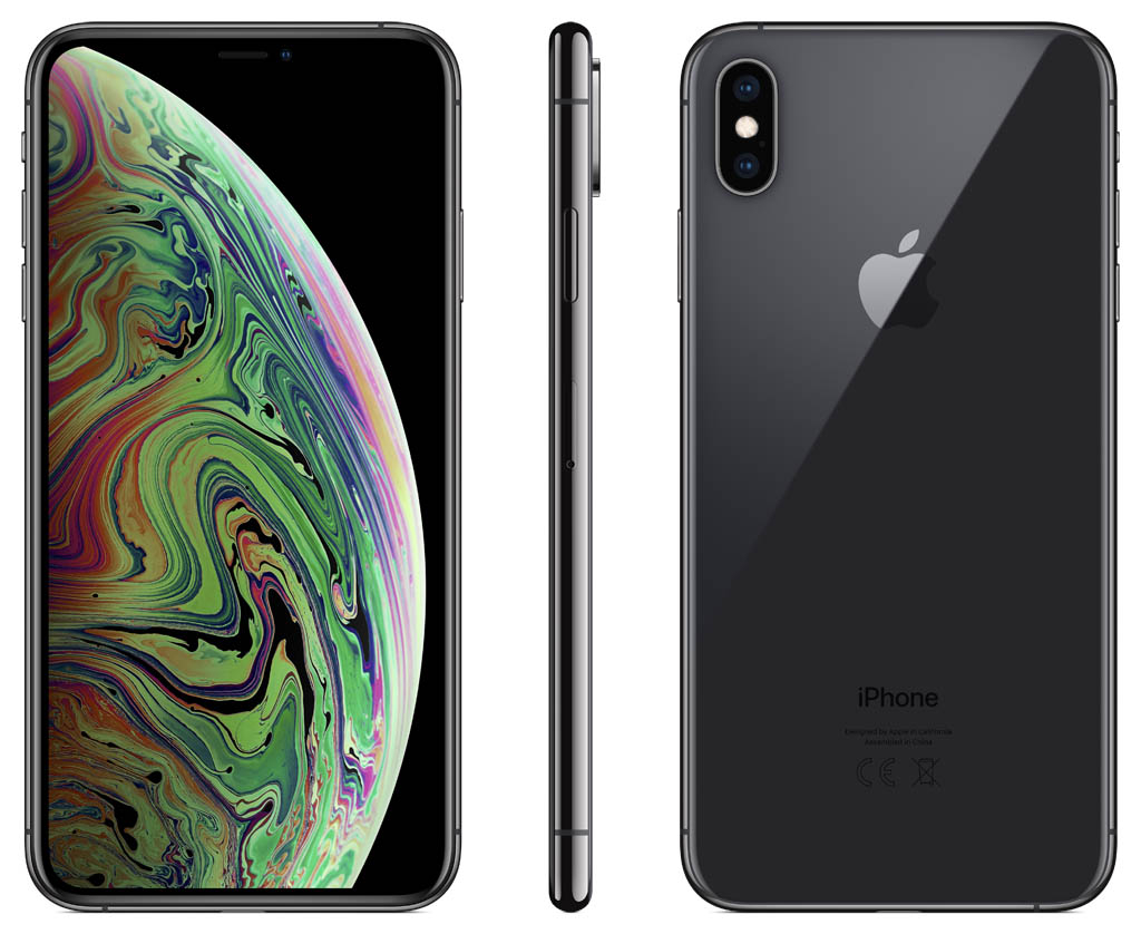 iPhone XS Max - Space Grey