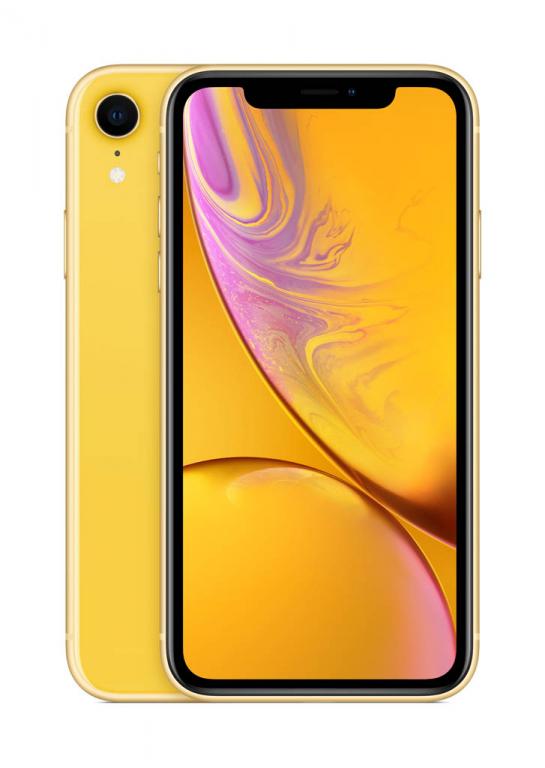 iPhone XR - 64 GB - Yellow