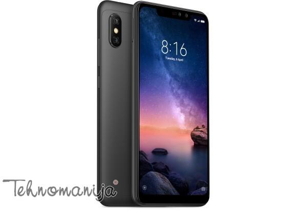 """XIAOMI Mobilni telefon REDMI N 6 PRO4/64BK 6.26"""", 4 GB, 12+5Mpix"""