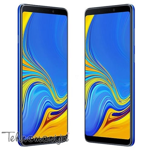 SAMSUNG Galaxy A9 (2018) Dual Sim Plavi SM-A920FZBDSEE