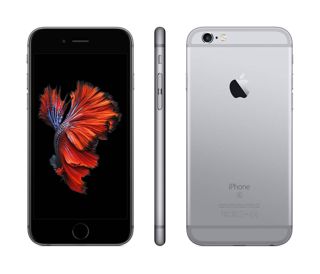 iPhone 6s - Space Grey