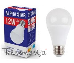 ALPHA STAR Sijalica LED ALPHA E27 12W